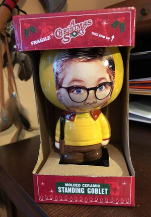 Brand New- A Christmas Story Standing Goblet for Sale in Virginia Beach, VA