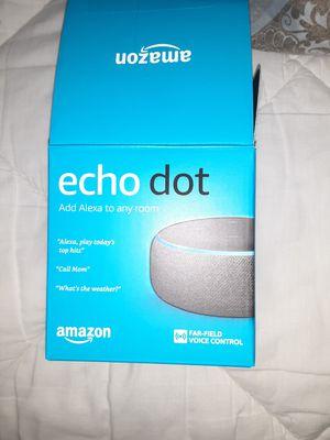 Amazon alexa echo dot for Sale in Greenville, SC
