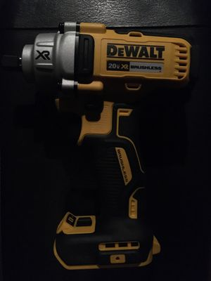 Dewalt 20v Precision wrench for Sale in Kent, WA