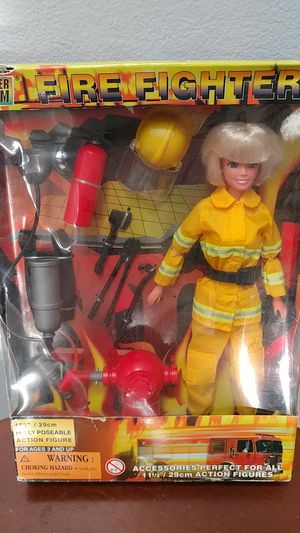 Female Power Team Firefighter for Sale in Winter Park, FL