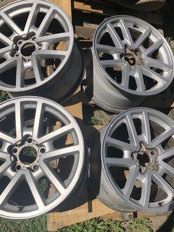 Camaro F body wheels / Seats Complete for Sale in Los Angeles,  CA