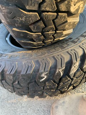 235/75/15 trailer tires a pair for Sale in Rancho Cucamonga, CA