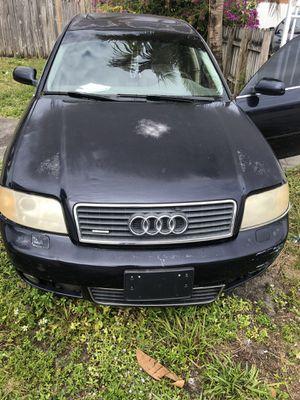 2004 Audi A6 for Sale in Miramar, FL