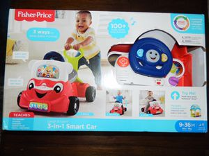 Fisher Price Laugh and Learn 3-in-1 for Sale in Fort Lauderdale, FL