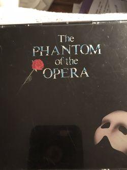 Phantom Of The Opera 2 CDs Set - Andrew Lloyd Webber for Sale in Atlanta,  GA