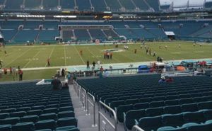 Miami dolphins vs rams tickets for Sale in LAUD LAKES, FL