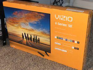 "50"" inch Vizio 4K HDR Smart TV (Unboxed) for Sale in Alexandria, VA"