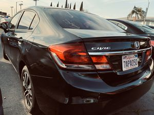 2013 Honda Civic EX 1K DOWN W/127K Miles! Easy Financing! for Sale in Garden Grove, CA