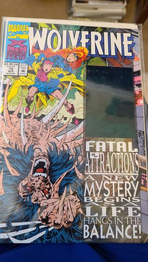 Marvel Comic, Wolverine, Fatal attraction for Sale in Albuquerque, NM