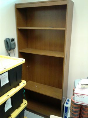 3 bookcases with shelves for Sale in Coconut Creek, FL