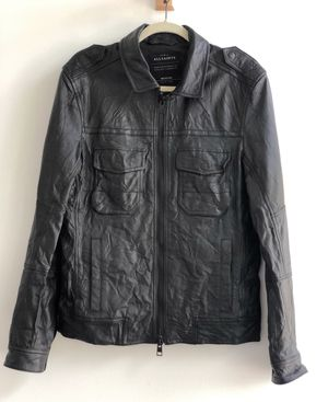 All Saints Leather Jacket - Medium (New w/o tags) for Sale in Melrose, TN