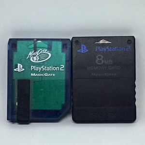 PS2 Memory Card 2 PACK! 8MB Each! for Sale in Leominster, MA