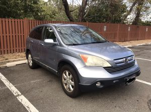 Honda CR-V 2009 EXL for Sale in Springfield, VA