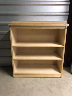 Small wooden bookshelf for Sale in Norfolk, VA