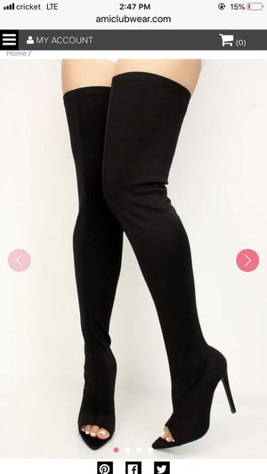 Brand new thigh high boots for Sale in Houston, TX