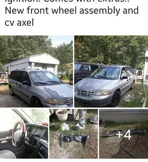 1999 ford windstar MINI van for Sale in Waynesville, MO