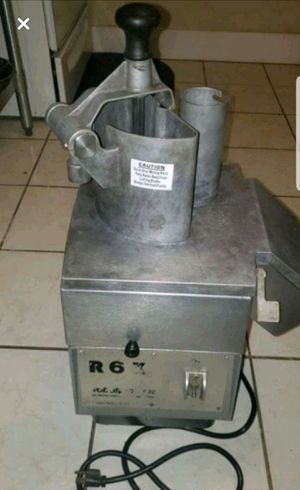 Robot coupe food processor for Sale in Asheville, NC