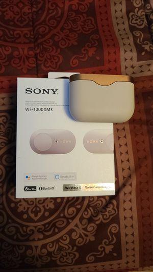 Sony WF-1000XM3 for Sale in Memphis, TN