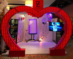 Corazón engraving for events for Sale in Miami, FL