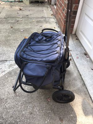 Insulated Cooler/Picnic Basket on Wheels for Sale in Kernersville, NC