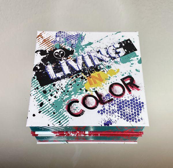 Living in Color Eyeshadow Palette