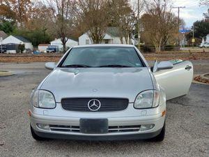 1999 Mercedes-Benz SLK-Class for Sale in Norfolk, VA