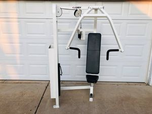 Chest Press - Bench Press - Cybex - Work Out - Gym Equipment for Sale in Downers Grove, IL