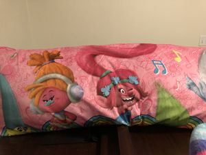 Trolls bedding set for Sale in Lynnwood, WA
