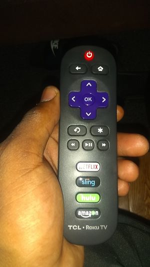 Roku TCL Remote for Sale in Washington, DC