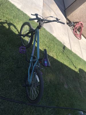 Mongoose 20inch bike for Sale in Tipton, CA