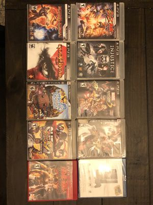Lot of 10 PS3 games - all near perfect condition for Sale in Longwood, FL