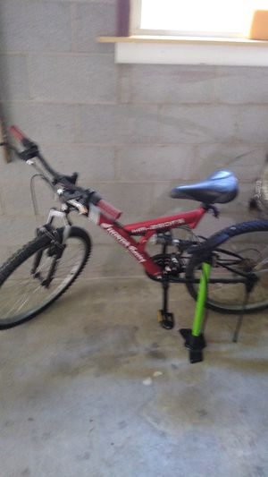 Bike and Pump for Sale in Nashville, TN