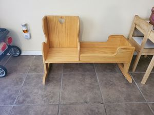 Toddler seat and rocker for Sale in Alhambra, CA