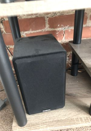 Speakers and small amp for Sale in Boston, MA