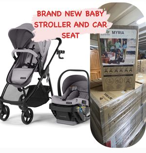 Summer Myriad Car Seat & Stroller for infant or baby for Sale in Baldwin Park, CA