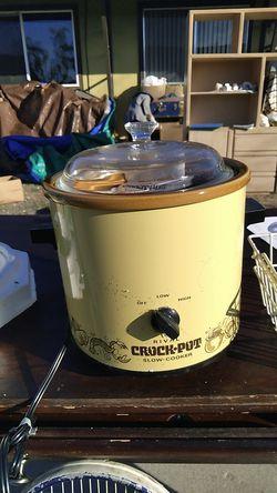 Crock pot for Sale in San Diego,  CA