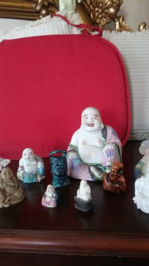 Big lot of Buddha figures (9) for Sale in NO POTOMAC, MD