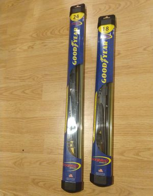 Goodyear windshield wipers for Sale in Westminster, MD