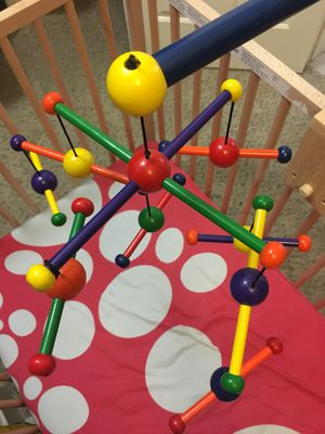 Manhattan toy mobile hanger (baby) for Sale in Houston, TX