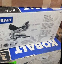 Kobalt SM1816LW power Saw 😎😎😎 53Y for Sale in China Spring,  TX