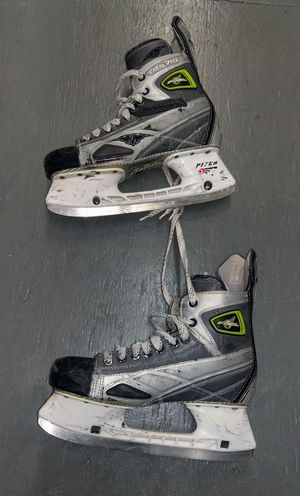 Mission Fuel AG 95 senior ice hockey skates. Size 8.5 for Sale in Braintree, MA