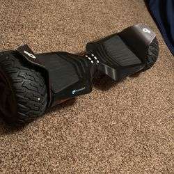 Phunkee Duck Hoverboard w/ Case for Sale in Odessa,  FL