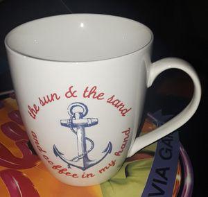 Pfaltzgraff NAUTICAL mug for Sale in Virginia Beach, VA