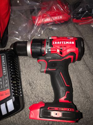 Craftsman brushless hammer drill cmcd721 for Sale in Franklin, TN