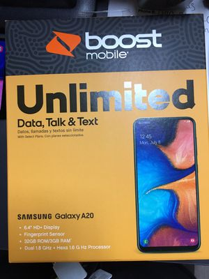Samsung Galaxy a20 for Sale in Phoenix, AZ