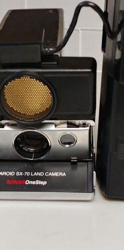 Polaroid sx-70 sonar package for Sale in San Antonio,  TX