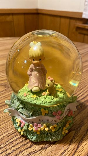 Musical Precious Moments snow globe for Sale in Santa Fe Springs, CA