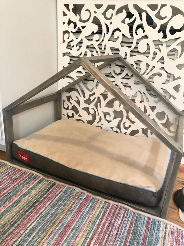 Gorgeous Custom made dog bed and mattress