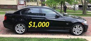 🎁$1,OOO URGENT i selling 2009 BMW 3 Series 335i xDrive AWD 4dr Sedan Runs and drives great beautiful🎁 for Sale in Grand Rapids, MI
