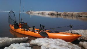 Fishing kayak for Sale in Chicago, IL